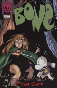 Cover Thumbnail for Bone (Cartoon Books, 1997 series) #33