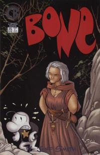 Cover Thumbnail for Bone (Cartoon Books, 1997 series) #35