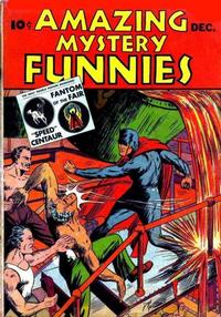 Cover Thumbnail for Amazing Mystery Funnies (Centaur, 1938 series) #v2#12