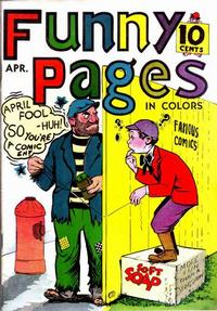 Cover Thumbnail for Funny Pages (Comics Magazine Company, 1936 series) #v1#10
