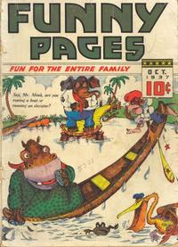 Cover Thumbnail for Funny Pages (Ultem, 1937 series) #v2#2