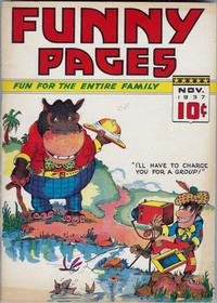Cover Thumbnail for Funny Pages (Ultem, 1937 series) #v2#3