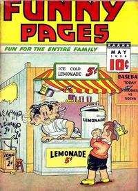 Cover Thumbnail for Funny Pages (Centaur, 1938 series) #v2#8
