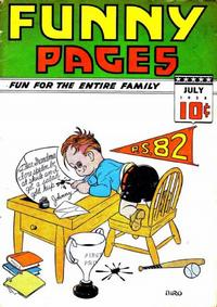 Cover Thumbnail for Funny Pages (Centaur, 1938 series) #v2#9