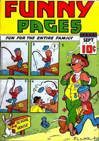 Cover Thumbnail for Funny Pages (Centaur, 1938 series) #v2#10