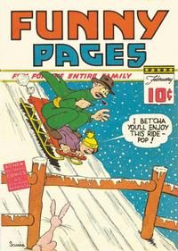 Cover Thumbnail for Funny Pages (Centaur, 1938 series) #v3#1