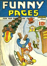 Cover Thumbnail for Funny Pages (Centaur, 1938 series) #v3#2