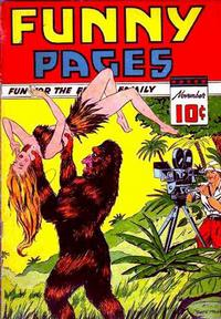 Cover Thumbnail for Funny Pages (Centaur, 1938 series) #v3#9