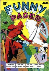 Cover Thumbnail for Funny Pages (Centaur, 1938 series) #v4#1