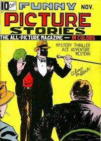 Cover Thumbnail for Funny Picture Stories (Comics Magazine Company, 1936 series) #v1#1