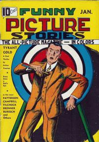 Cover Thumbnail for Funny Picture Stories (Comics Magazine Company, 1936 series) #v1#3