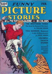Cover Thumbnail for Funny Picture Stories (Comics Magazine Company, 1936 series) #v1#4