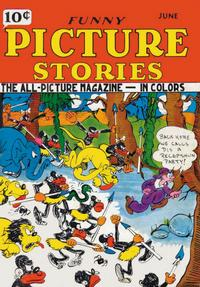 Cover Thumbnail for Funny Picture Stories (Comics Magazine Company, 1936 series) #v1#7
