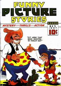 Cover Thumbnail for Funny Picture Stories (Ultem, 1937 series) #v2#2