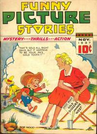 Cover Thumbnail for Funny Picture Stories (Ultem, 1937 series) #v2#3