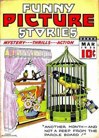 Cover Thumbnail for Funny Picture Stories (Centaur, 1938 series) #v2#6