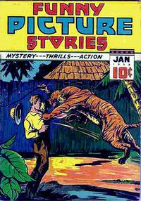 Cover Thumbnail for Funny Picture Stories (Centaur, 1938 series) #v3#1