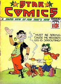 Cover Thumbnail for Star Comics (Centaur, 1938 series) #v1#11