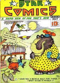Cover Thumbnail for Star Comics (Centaur, 1938 series) #v1#13