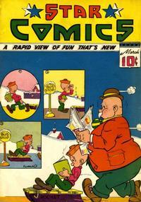 Cover Thumbnail for Star Comics (Centaur, 1938 series) #v2#2