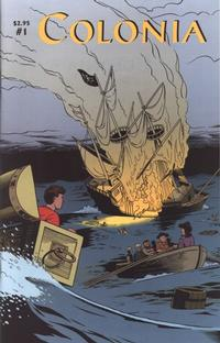 Cover Thumbnail for Colonia (Colonia Press, 1998 series) #1