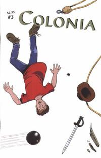 Cover Thumbnail for Colonia (Colonia Press, 1998 series) #3