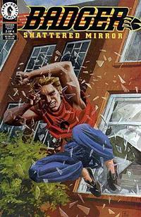 Cover Thumbnail for Badger: Shattered Mirror (Dark Horse, 1994 series) #2