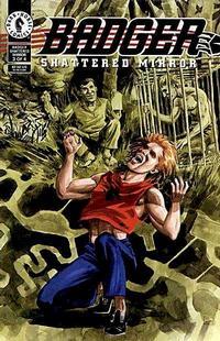 Cover Thumbnail for Badger: Shattered Mirror (Dark Horse, 1994 series) #3