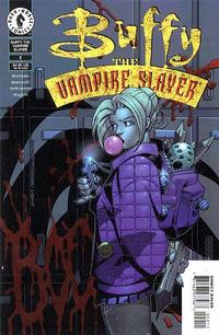 Cover Thumbnail for Buffy the Vampire Slayer (Dark Horse, 1998 series) #2 [Art Cover]