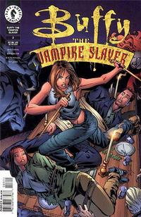Cover Thumbnail for Buffy the Vampire Slayer (Dark Horse, 1998 series) #3