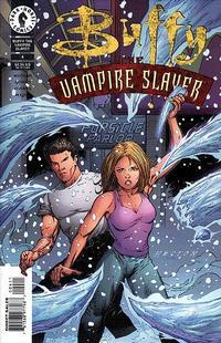 Cover Thumbnail for Buffy the Vampire Slayer (Dark Horse, 1998 series) #4