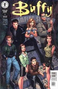 Cover Thumbnail for Buffy the Vampire Slayer (Dark Horse, 1998 series) #6