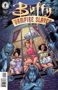 Cover Thumbnail for Buffy the Vampire Slayer (Dark Horse, 1998 series) #7