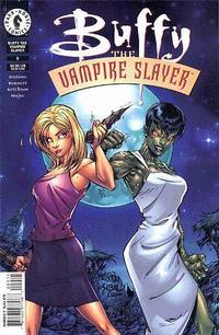 Cover Thumbnail for Buffy the Vampire Slayer (Dark Horse, 1998 series) #9 [Art Cover]