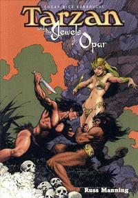 Cover Thumbnail for Edgar Rice Burroughs' Tarzan and the Jewels of Opar (Dark Horse, 1999 series) #[nn]