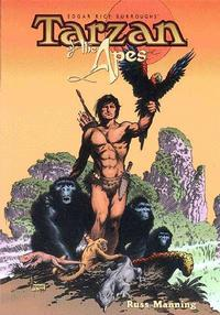 Cover Thumbnail for Edgar Rice Burroughs' Tarzan of the Apes (Dark Horse, 1999 series)