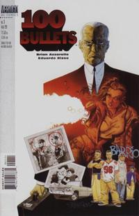 Cover Thumbnail for 100 Bullets (DC, 1999 series) #1