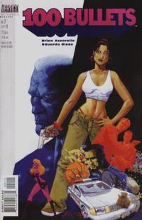 Cover Thumbnail for 100 Bullets (DC, 1999 series) #2