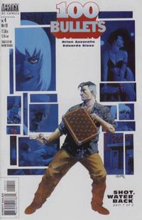 Cover Thumbnail for 100 Bullets (DC, 1999 series) #4