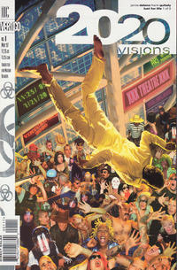 Cover Thumbnail for 2020 Visions (DC, 1997 series) #1