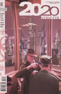 Cover Thumbnail for 2020 Visions (DC, 1997 series) #3