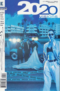 Cover Thumbnail for 2020 Visions (DC, 1997 series) #4