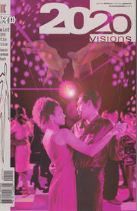 Cover Thumbnail for 2020 Visions (DC, 1997 series) #5