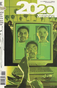Cover Thumbnail for 2020 Visions (DC, 1997 series) #6