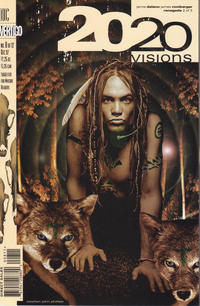 Cover Thumbnail for 2020 Visions (DC, 1997 series) #8
