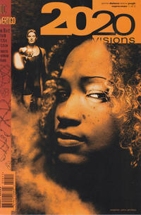 Cover Thumbnail for 2020 Visions (DC, 1997 series) #10