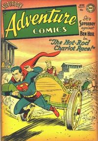 Cover Thumbnail for Adventure Comics (DC, 1938 series) #177