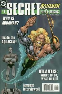 Cover Thumbnail for Aquaman Secret Files (DC, 1998 series) #1