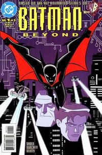 Cover Thumbnail for Batman Beyond (DC, 1999 series) #1
