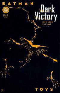 Cover Thumbnail for Batman: Dark Victory (DC, 1999 series) #3